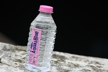 Surat Mineral Water Bottle Supplier Aqua Blue